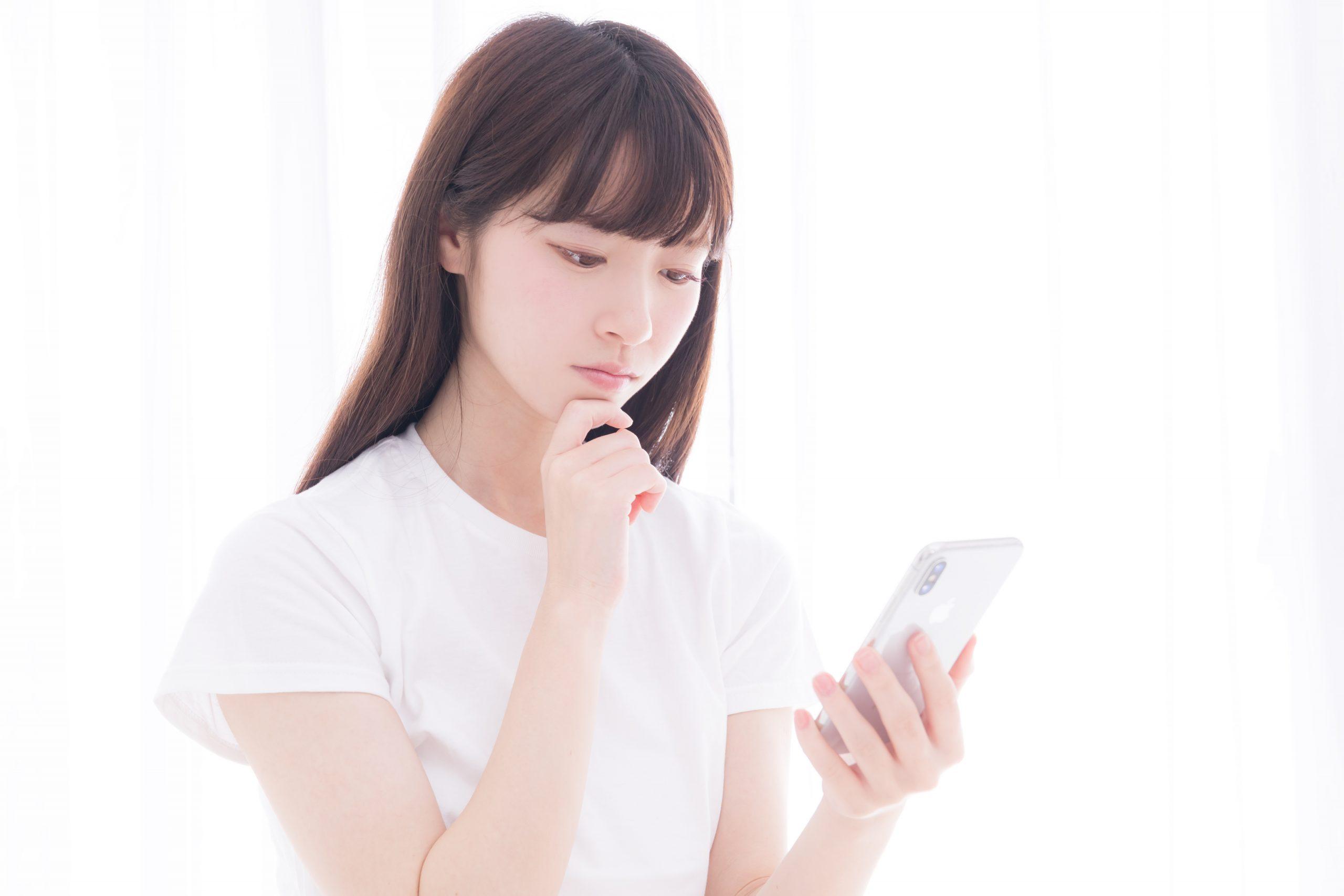 よくお問い合わせ頂くiPhone修理に関するご質問