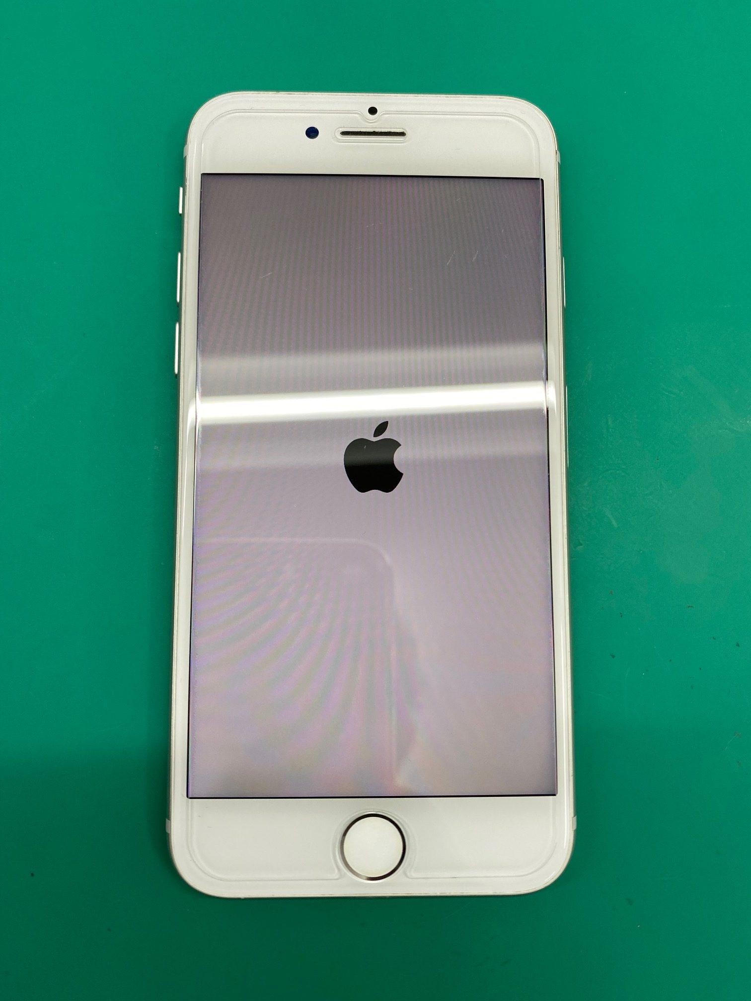 iPhone8水没後のリンゴループのお客様がご来店されました